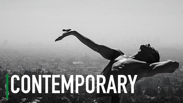 Beginner | Contemporary Class 3 with Doug Baum
