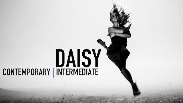 Contemporary Class 12 with Daisy Jaco...