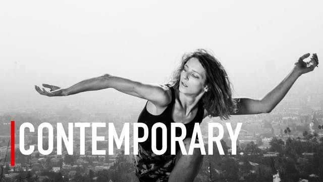 Advanced | Contemporary Class 1 with ...