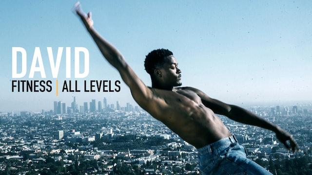 Cardio Dance Workout 1 with David Adrian Freeland Jr.