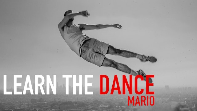 Learn the Dance 4 with Mario Gonzalez