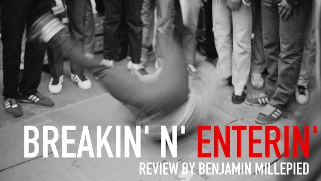 "Movement in Film: ""Breakin' n' Enterin'"" | with Benjamin Millepied"