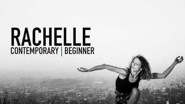 Contemporary Class 7 with Rachelle Rafailedes