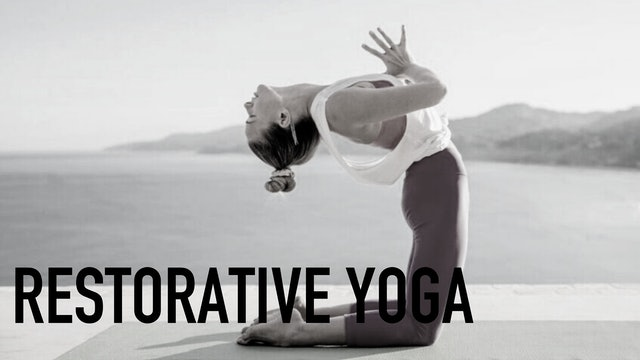 Restorative Yoga with Audra Stanley | Part 1
