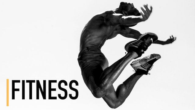 All   Full Body Fitness with Anthony Lee Bryant