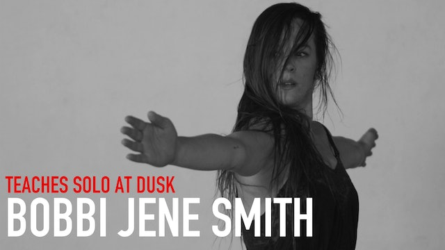 """Guest Class with Bobbi Jene Smith 