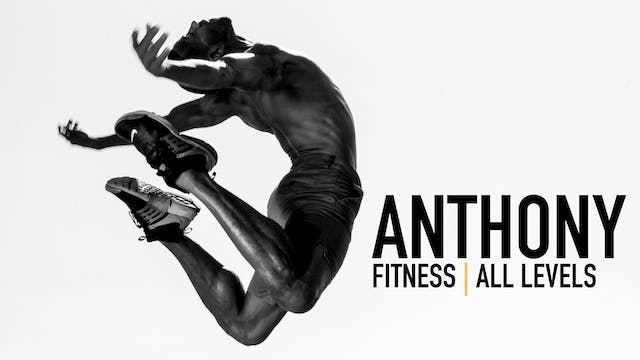 Stretch Class with Anthony Lee Bryant