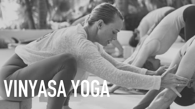 Vinyasa Yoga with Audra Stanley | Part 4