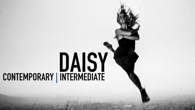Contemporary Class 17 with Daisy Jaco...