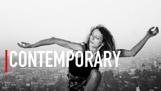 Advanced | Contemporary Class 5 with ...