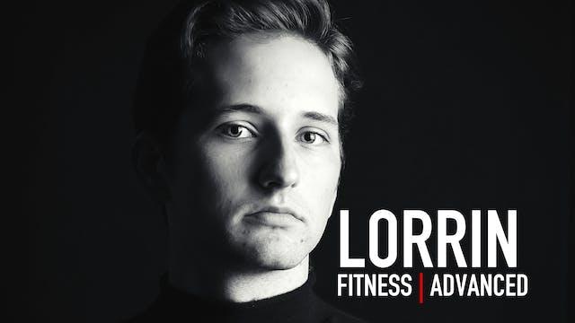 Full Body Workout 2 with Lorrin Brubaker