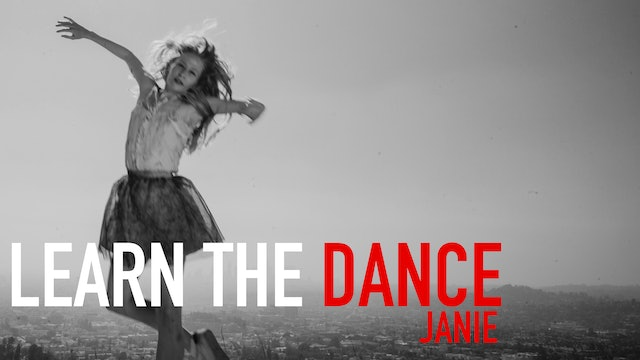 Janie Taylor | Learn the Dance