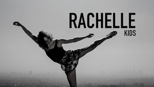Kids Movement Class with Rachelle Rafailedes