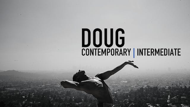 Contemporary Class 12 with Doug Baum
