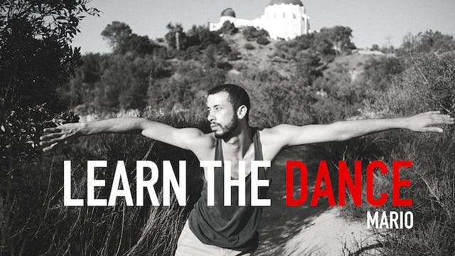 Learn the Dance 9 with Mario Gonzalez