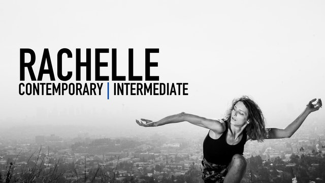 Contemporary Class 17 with Rachelle Rafailedes