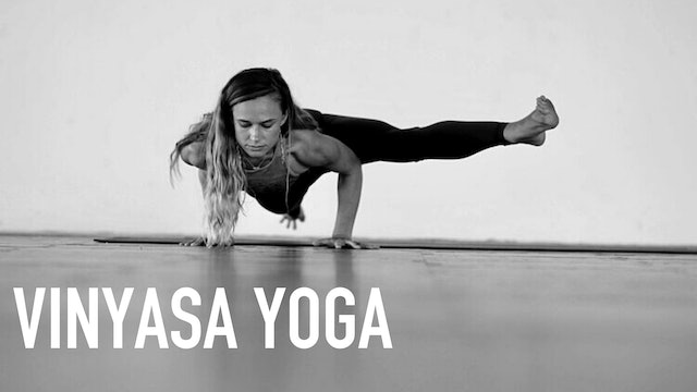 Vinyasa Yoga with Audra Stanley | Part 1