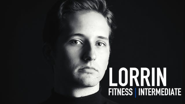 Core Strengthening with Lorrin Brubaker