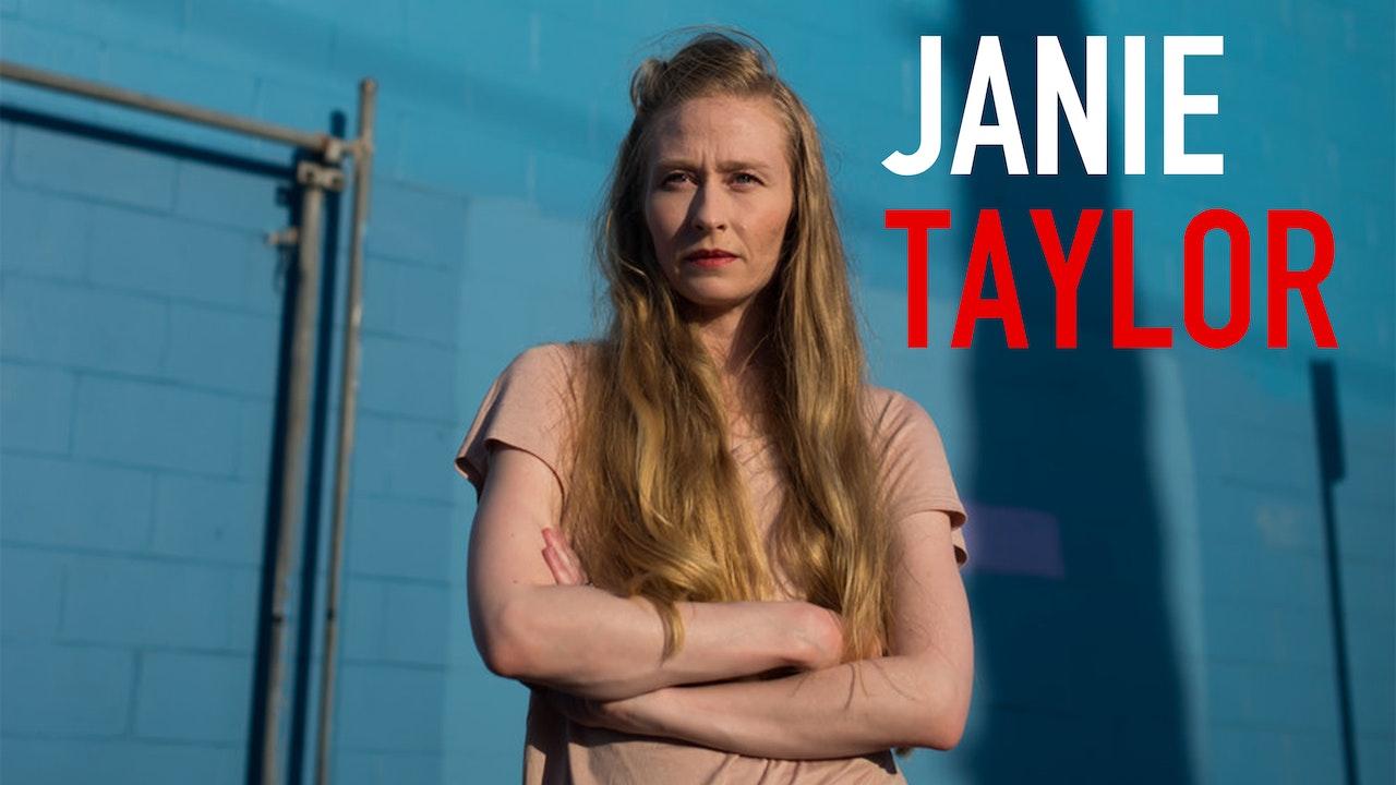 Masterclass with Janie Taylor