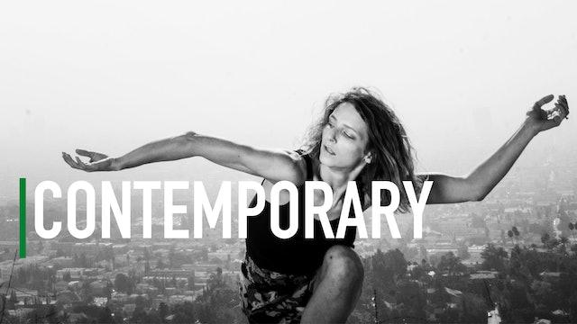 Beginner | Contemporary Class 6 with Rachelle Rafailedes
