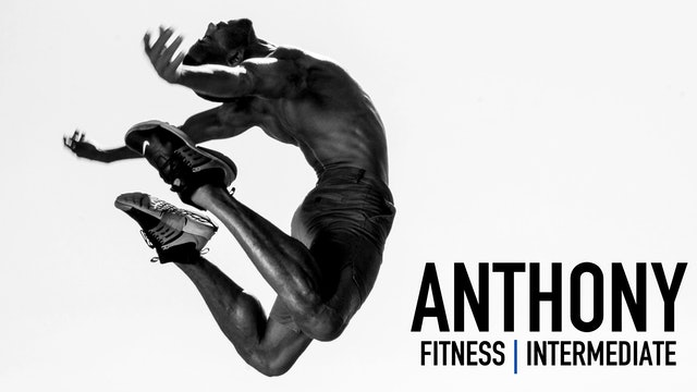 Aerobic Dance Workout with Anthony Lee Bryant