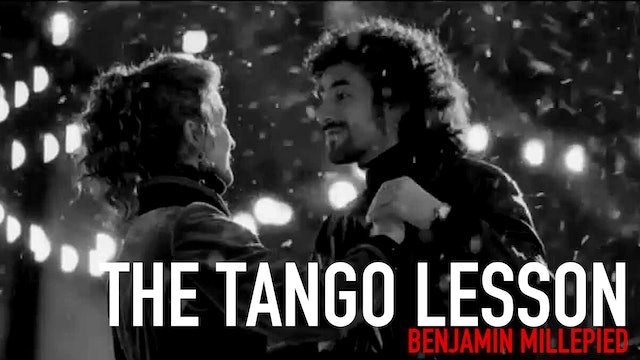 "Movement in Film: ""The Tango Lesson"" 