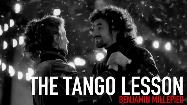 "Movement in Film: ""The Tango Lesson"" ..."