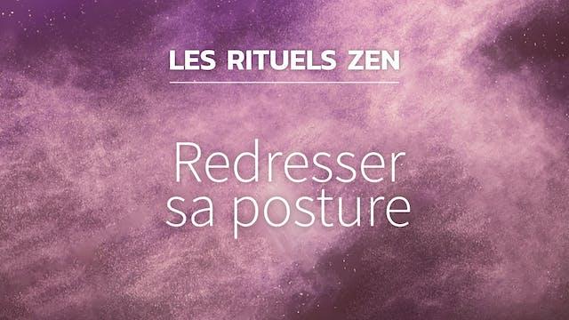 RZ#6 - Redresser sa posture