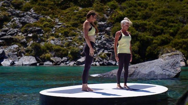 BodyBalance #85 - 15 min (Yoga)