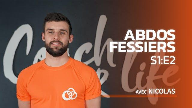 Abdos-Fessiers - S1:E2 - Travail latéral