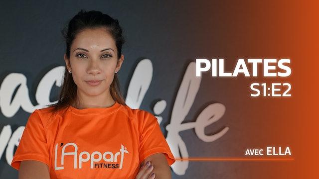 Pilates - S1:E2 - Mouvements dans tous les plans
