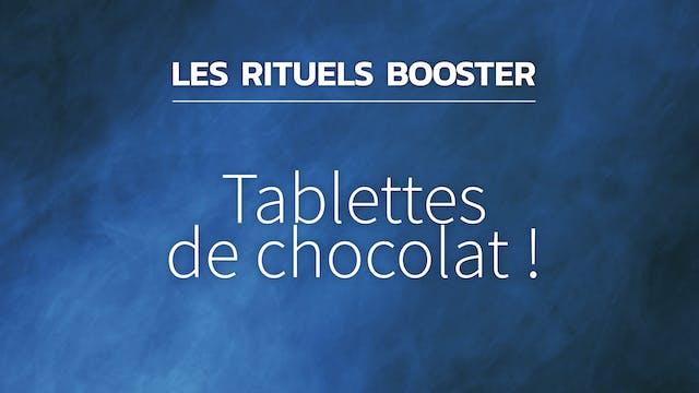 RB#21 - Tablettes de chocolat !