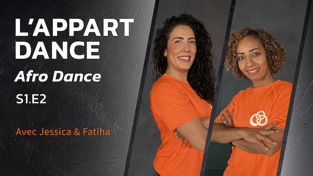 L'Appart Dance : Afro - S1:E2 - Les bases