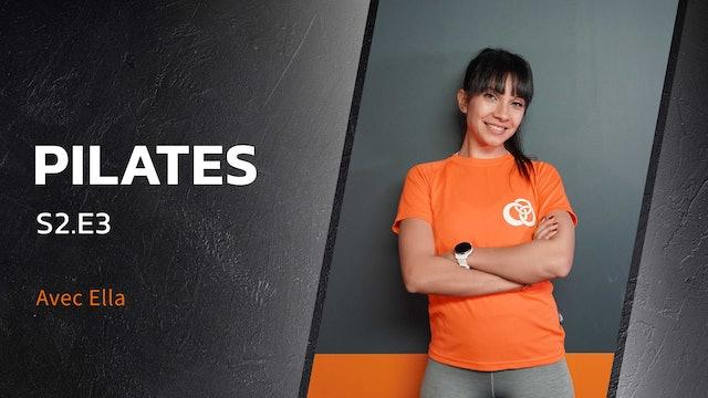Pilates - S2:E3 : Une routine pas monotone !