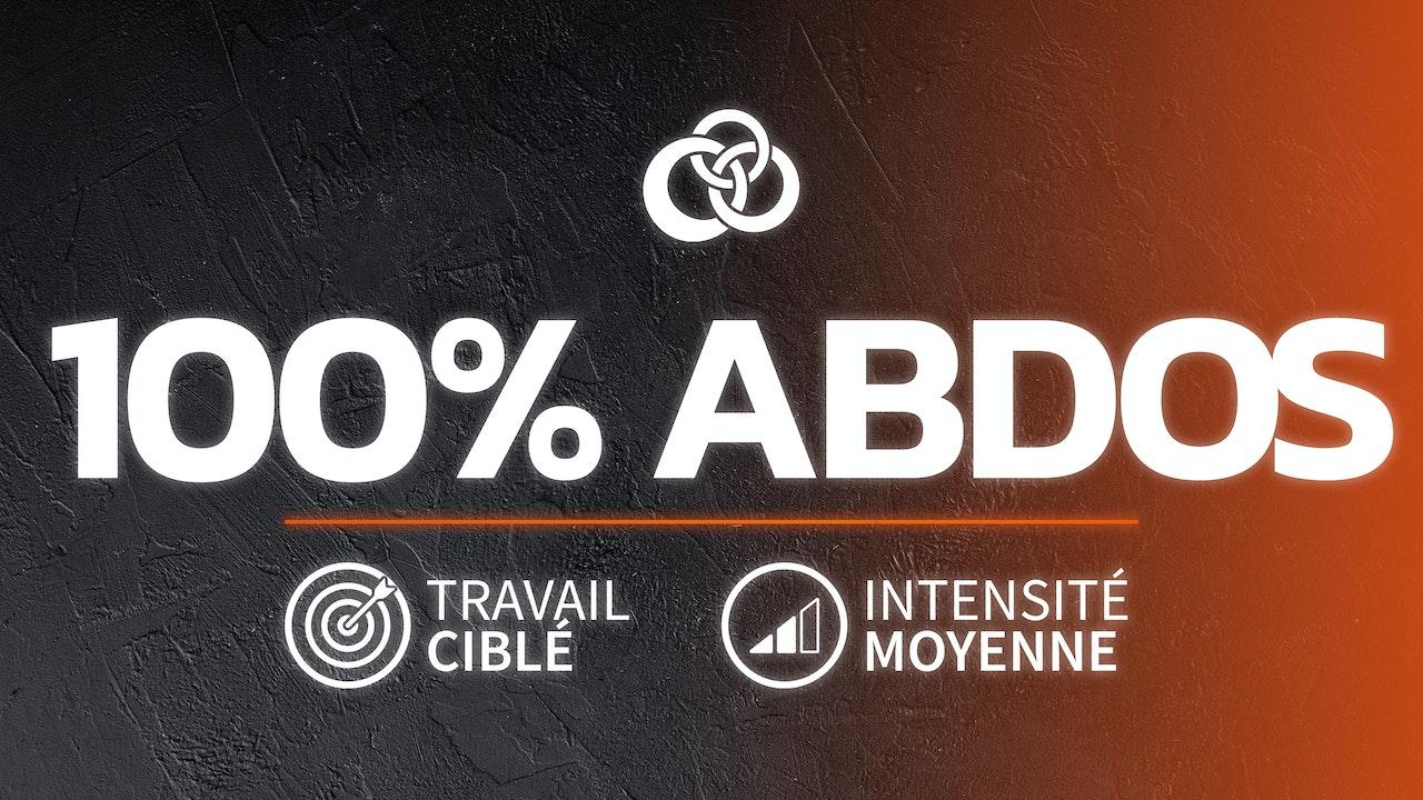 100% Abdos