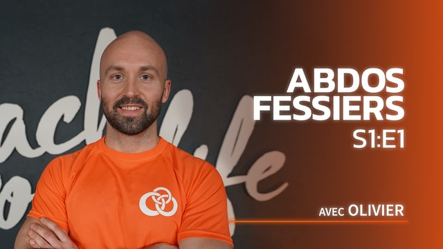 Abdos-Fessiers - S1:E1 - Travail dans l'axe