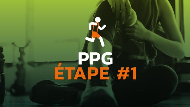 PPG - Étape #1 (Spécial Live)