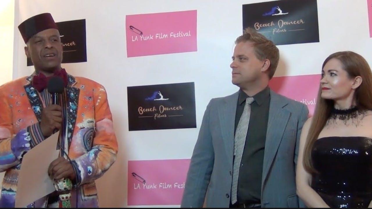 LA Punk Film Festival Awards Show Streaming Live