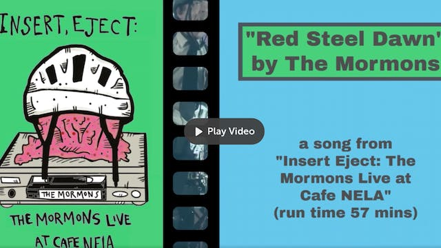 Red Steel Dawn - The Mormons