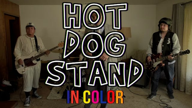 Hot Dog Stand Music Video