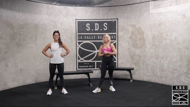 BOOTY SHAPE avec Camille RIBOLLET & S...