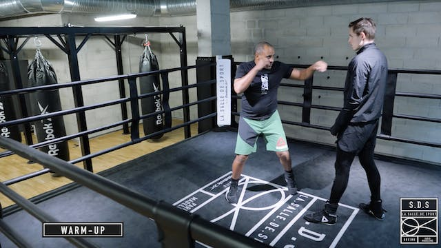 BOXE CONDITIONING avec Patrick TIMBER...