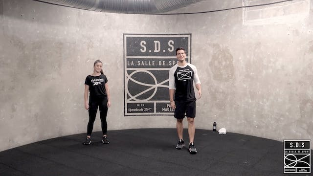 CROSS TRAINING avec Samuel ROUSSEAU &...