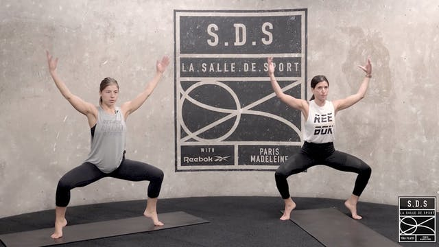 FUSION WORKOUT® avec Lisa LASBLEIS & ...