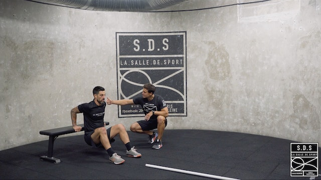 CROSS TRAINING avec Samuel ROUSSEAU & Morgan MOREAU