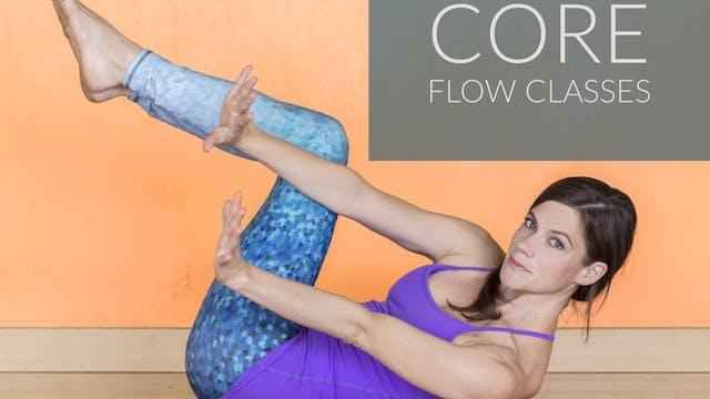 Core Flow Classes