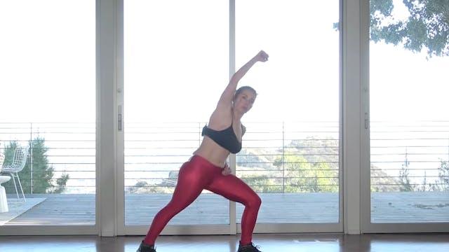 2/12/18 Cardio (Workout 1)