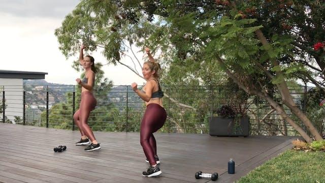 11/27/17 Cardio (Workout 1)