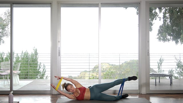 Quick Burn: 16-Min Type A (Grounded Abs)