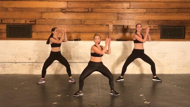 10/9/17 Cardio (Workout 1)